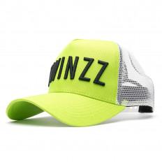 Zelená kšiltovka Twinzz Trucker