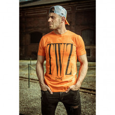 Rossi set Orange/ Black