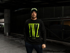 Rossi set Black/ Lime