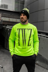 Rossi set Lime/ Black