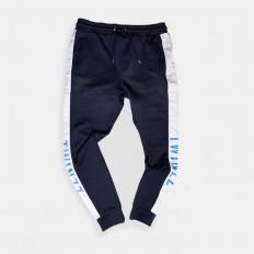 Modro bílé tepláky Twinzz CARLOS