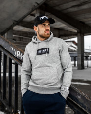 Azzuro Hood Set Grey