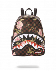 Batoh Sprayground Shark Flower Savage