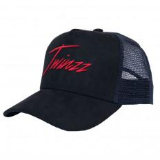 Kšiltovka Twinzz Lightning trucker ( Black/Navy )