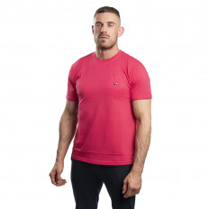 Červené tričko Staple Pigeon Embroided Tee