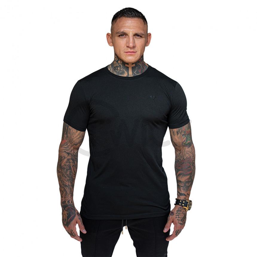 Černé tričko TWINZZ PREMIUM