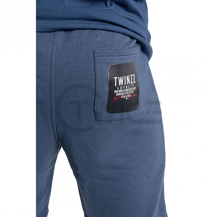 Modré Kraťasy Twinzz Azzuro
