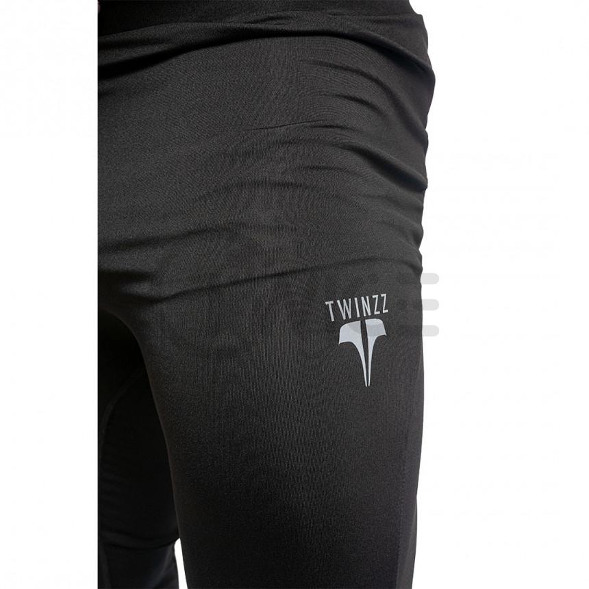 Pánské černé legíny Twinzz Active Leggins