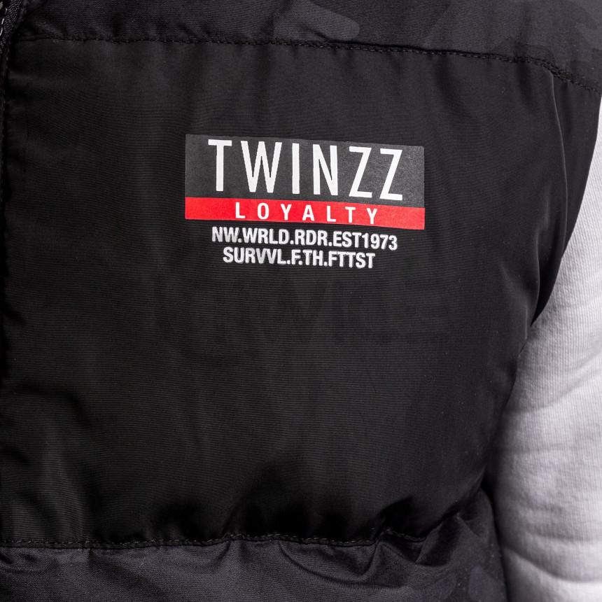 Maskáčová vesta TWINZZ GILLET
