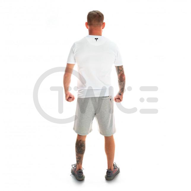 Bílé tričko Twinzz Warm up Tee