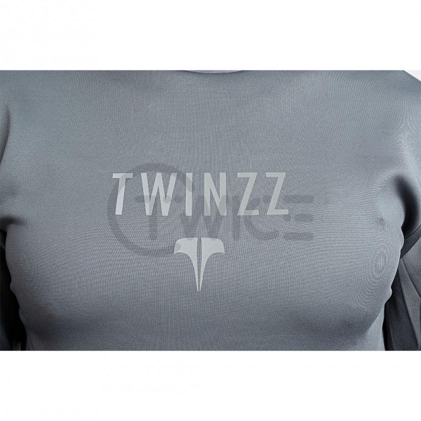 Šedá mikina Twinzz Nostra Series2