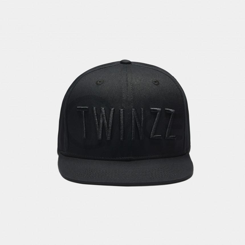 Černý snapback Twinzz