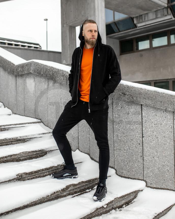 Premium Black/ Orange Set