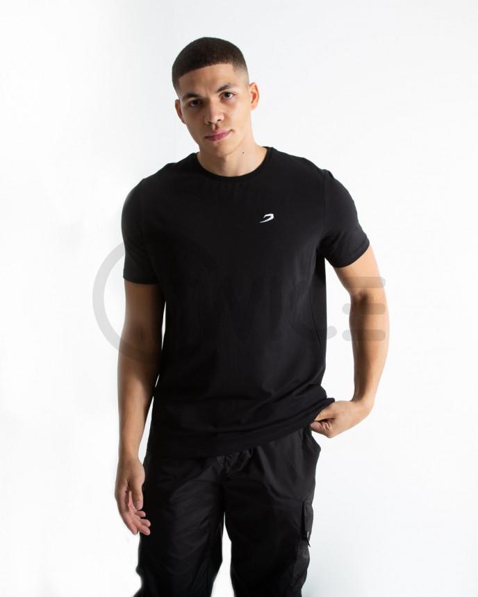 Černé tričko Boxraw Strike T-shirt