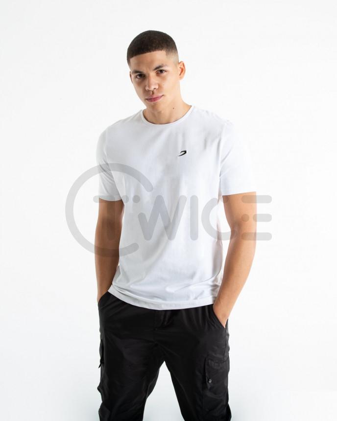 Bílé tričko Boxraw Strike T-shirt
