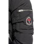 Twinzz bomber jacket black