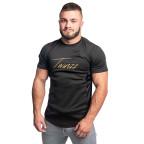 Černé tričko TWINZZ ALBERT