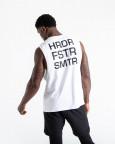 Bílé tílko Boxraw HRDR FSTR
