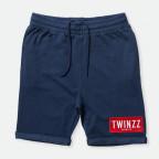 Modré kraťasy Twinzz SENCILO