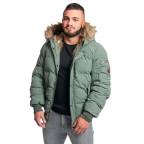 Twinzz bomber jacket green