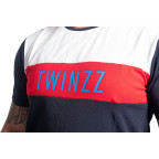 Tmavě modré tričko Twinzz Nelson