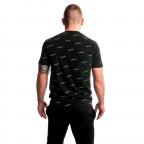Černé tričko Twinzz Pinellii