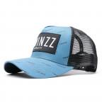 Černo modrá kšiltovka Twinzz Trucker Pinelli