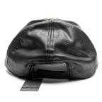 Černá kšiltovka TWINZZ SELECT ROMA CURVED PEAK