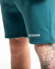 Zelené kraťasy Boxraw Johnson