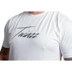 Bílé tričko TWINZZ STEFANO