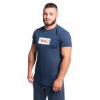 Modré tričko Twinzz Azzuro
