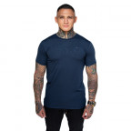 Modré tričko TWINZZ PREMIUM