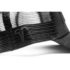 Dětská černá kšiltovka Twinzz 3D Mesh Trucker