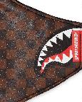 Rouška Sprayground Sharks in Paris Vegan Leather