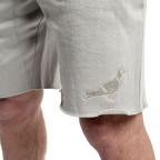 Šedé kraťasy Staple Pigeon Garment Sweatshort